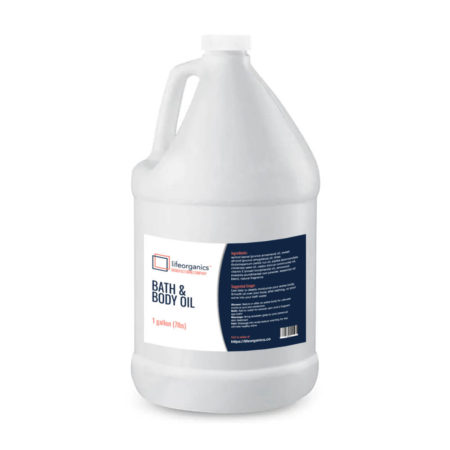 Bath & Body Oil Gallon